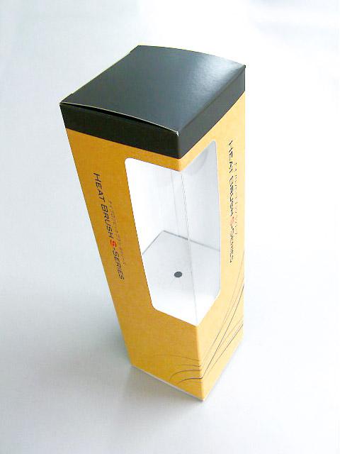 化粧箱屋ドットコム コマガタ 設計 窓あり 兼用パッケージ