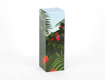 化粧箱屋ドットコム コマガタ ディフューザーの箱 イラスト 再現性 マットニス 仕上がり綺麗