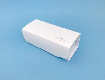 冷凍ケーキ用化粧箱 かまぼこ型